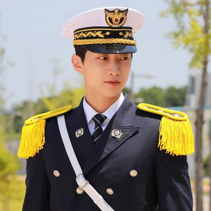 "JinYoung - ""Police University"""