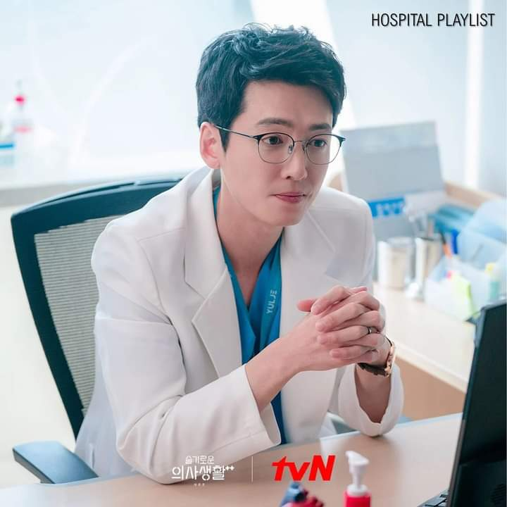 "Jung Kyung Ho - ""Hospital Playlist 2"""