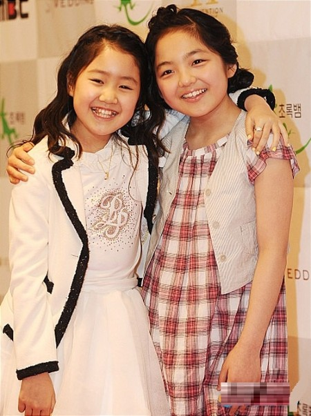 High kick child star after 12 years: 2 actresses with 2 different fates, Jin Ji Hee has a successful career; Shin Ae nothing! 1
