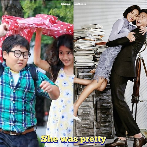 5 Baby couple versions of sweetest Korean movie: Park Seo Joon and Park Min Young are super cute, Kim Soo Hyun and seo Ye Ji are stunned!! 5