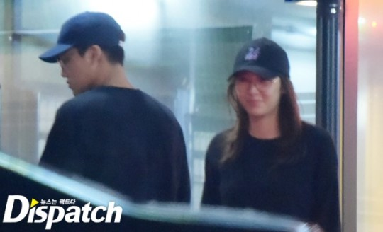 EXO's Kai and Krystal dating again?? Do you believe in second chances after they break up? 2