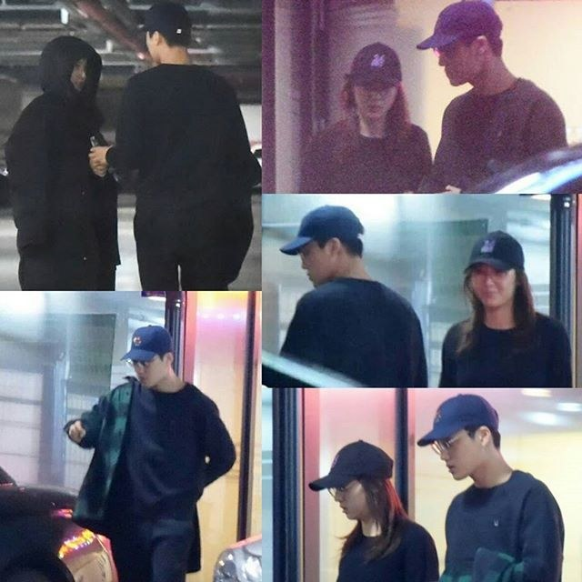 EXO's Kai and Krystal dating again?? Do you believe in second chances after they break up? 3