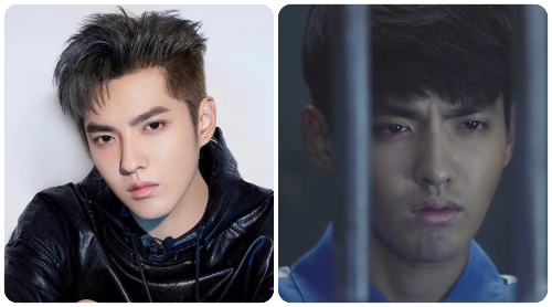 Kris Wu faking to be sick, crying and begging to pay money bail to go out for treatment?