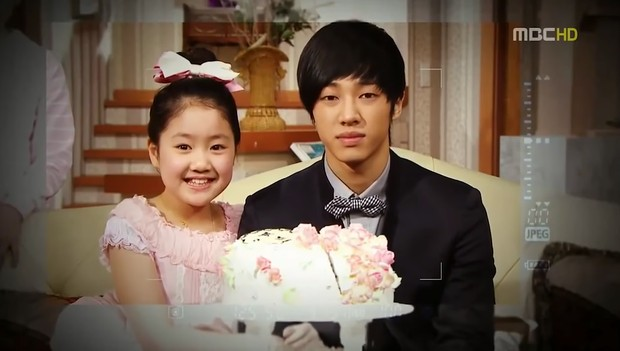 High Kick after 12 years : The cute boy who was forced to marry by Heri (Jin Ji Hee) has become a very handsome man! 3