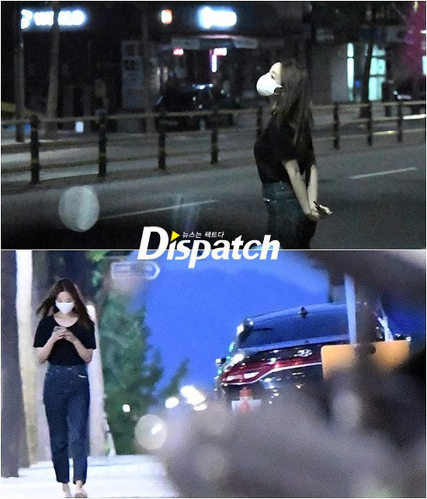 BREKING- Dispatch Reported Lee Min Ho and Former Momoland Member Yeonwoo to be dating. 2