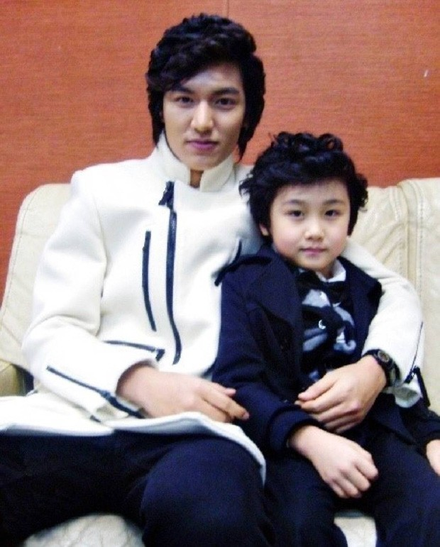 Lee Min Ho Little Version Of Boys Over Flowers After 12 Years 2