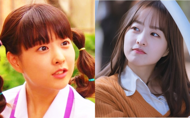 The beauty of 7 Korean stars when they debuted compared to now: Song Hye Kyo hasn't changed for 25 years, Park Bo Young has been forgotten by time? 6