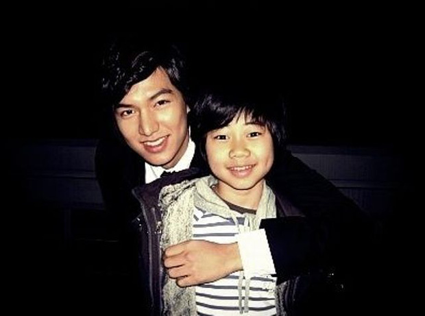 The Younger Brother Of Lee Min Ho's Girlfriend In Boys Over Flowers Amazingly Change After 12 Years!! 2