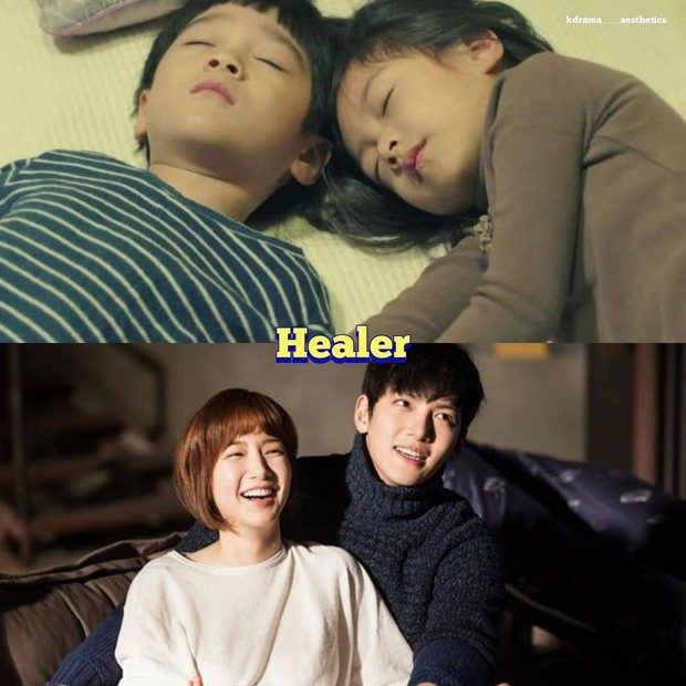 5 Baby couple versions of sweetest Korean movie: Park Seo Joon and Park Min Young are super cute, Kim Soo Hyun and seo Ye Ji are stunned!! 4