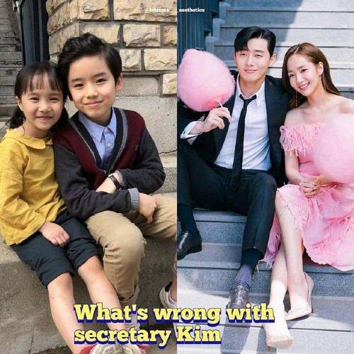 5 Baby couple versions of sweetest Korean movie: Park Seo Joon and Park Min Young are super cute, Kim Soo Hyun and seo Ye Ji are stunned!! 1