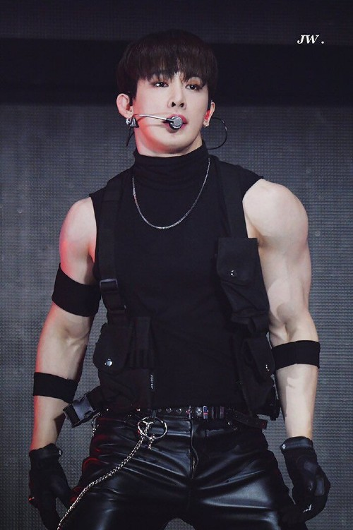 The Biggest Stealing Scandal Of Wonho In Career And How He Overcame And Returned More Successfully In The Kpop Race. 6