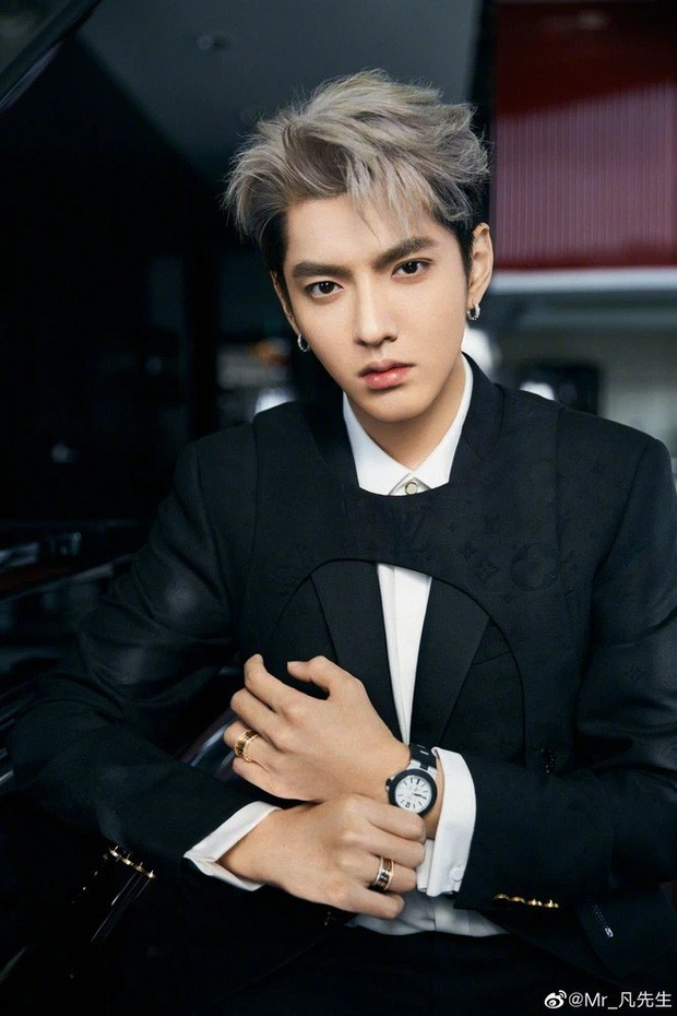 Former EXO member Kris Wu exploded Cbiz with 70 million followers news that he was arrested by the police on the night of July 31. 3