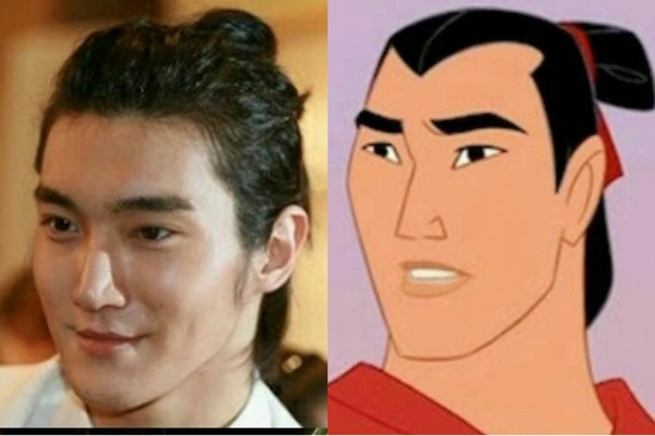 Super Junior Choi Siwon as Li Shang