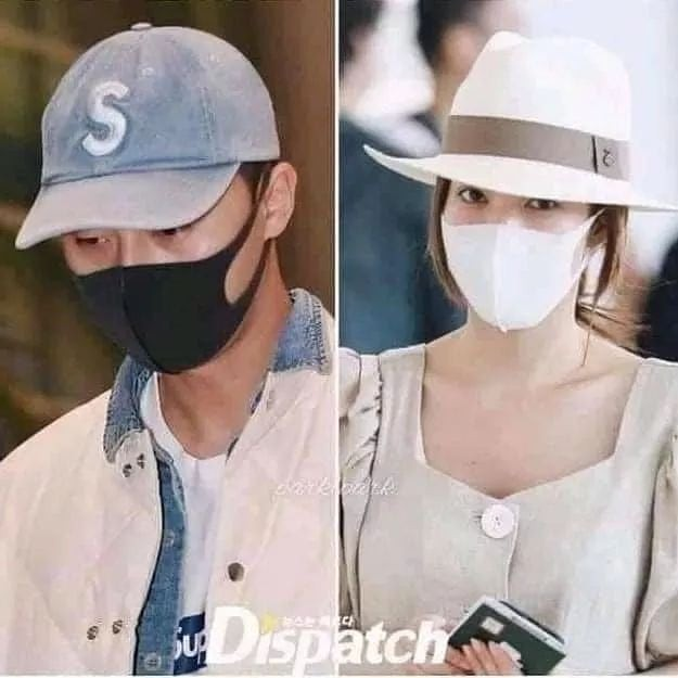 Rumors Dispatch releasing photos of Park Min Young and Park Seo Joon dating for more than 2 years, the truth makes people angry! 1