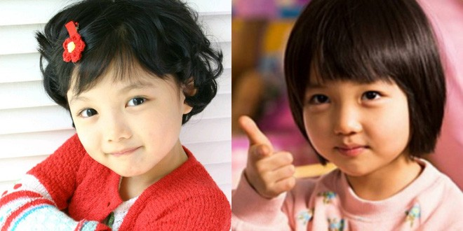 Can you distinguish between the young Kim Yoo Jung and the little Choi Yoo Ri?