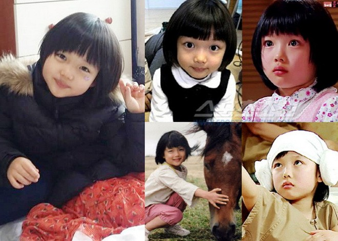 Shocking Child star looks exactly like actress Kim Yoo Jung after 6 years!! 1