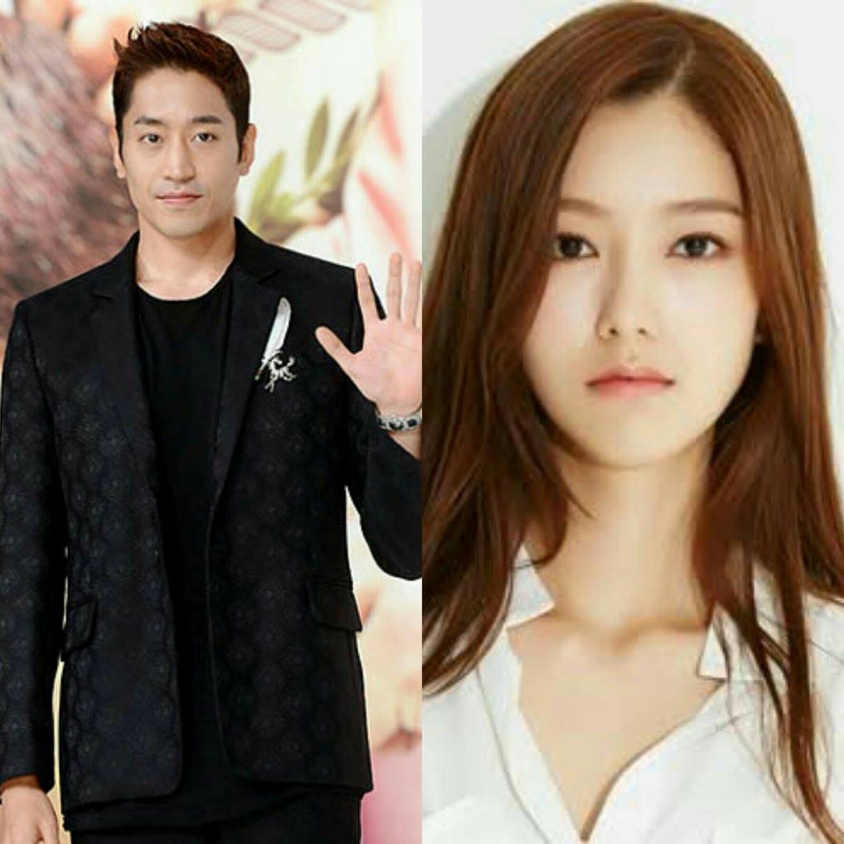 Eric Mun and Na Hye Mi