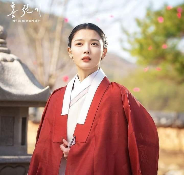 """Kim YooJung - """"Lovers of the Red Sky"""""""