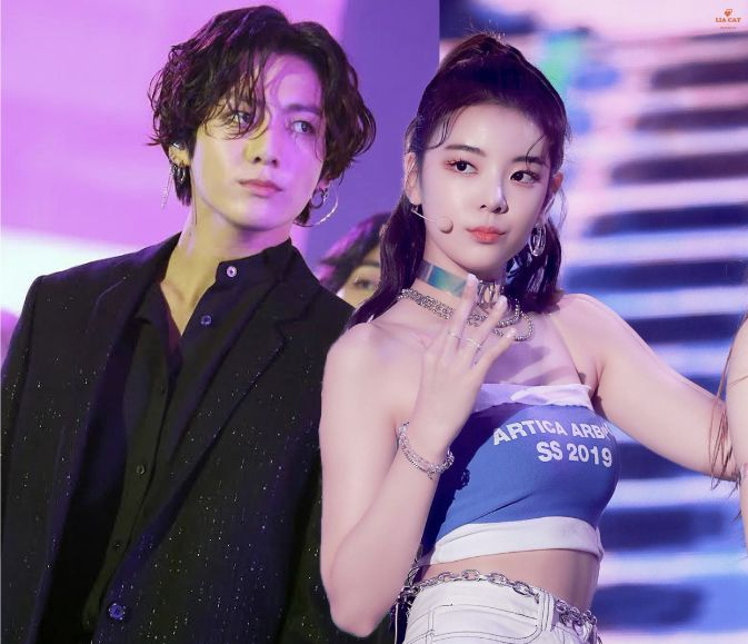 BTS's Jungkook and ITZY's Lia dating spreading on social media? 2