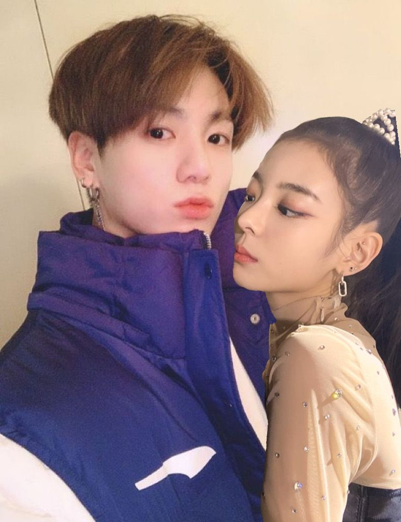 BTS's Jungkook and ITZY's Lia dating spreading on social media? 1