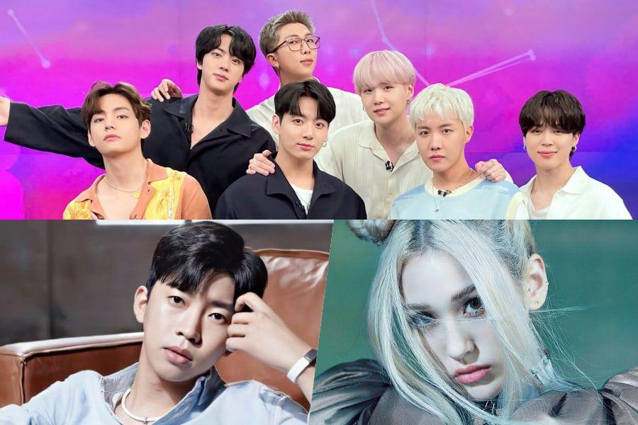 Check Out the Top 30 Most Popular Korean Singers Based on Brand Reputation Rankings for August