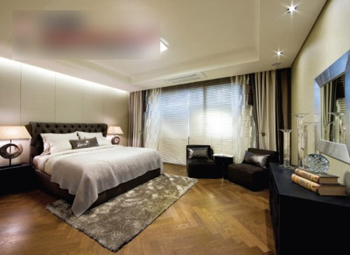 Revealing the interior of the luxurious villa of male superstar Lee Min Ho in Nonhyun-dong! 3