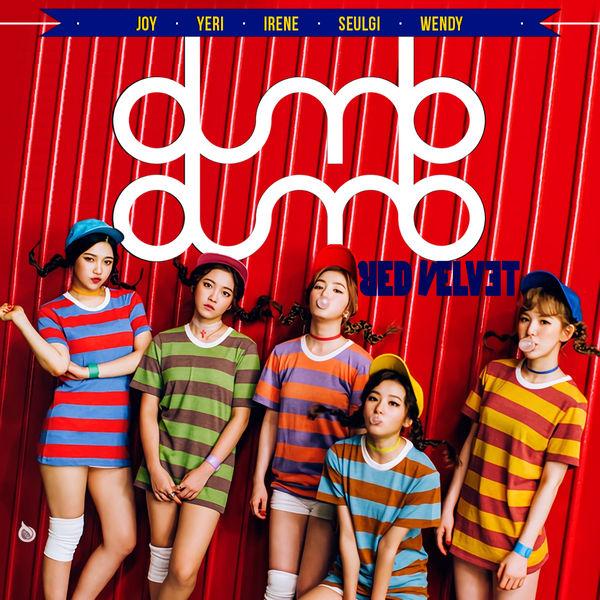 Red Velvet's 'Dumb Dumb' Hairstyle