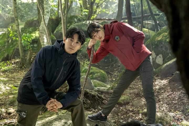 tvN's 'Cliffhanger'