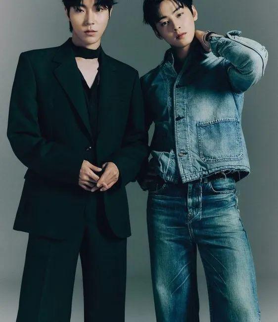 True Beauty – Cha Eun Woo and Hwang In Yeop