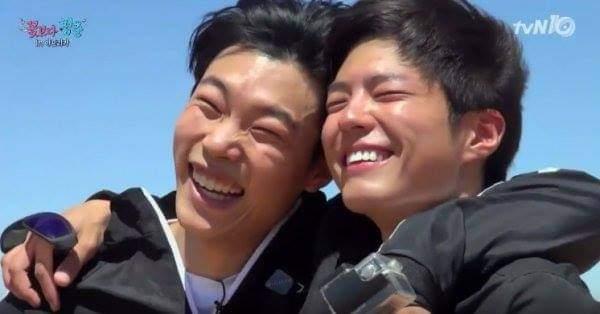 Reply 1988 – Park Bo Gum and Ryu Jun Yeol