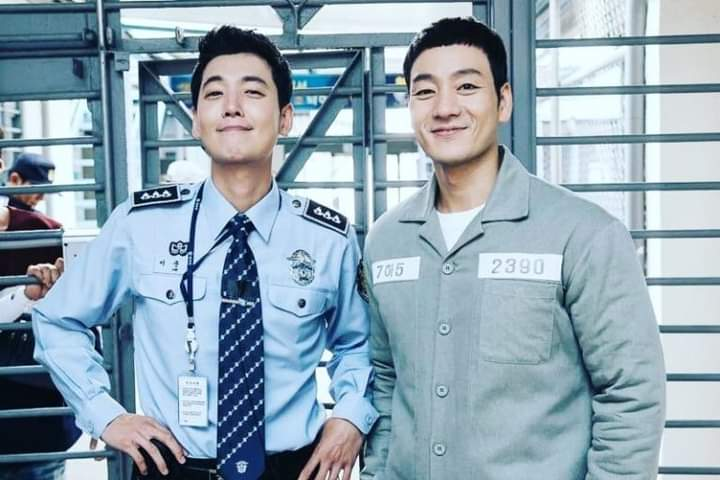 Prison Playbook – Park Hae Soo and Jung Kyung Ho