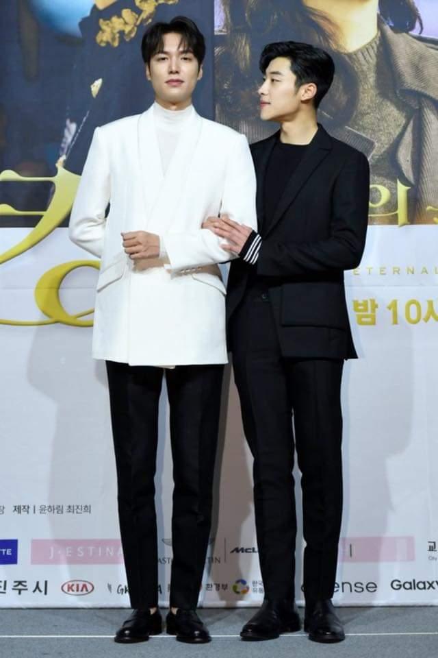 The King: Eternal Monarch – Lee Min Ho and Woo Do Hwan