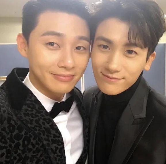Hwarang – Park Seo Joon and Park Hyung Sik