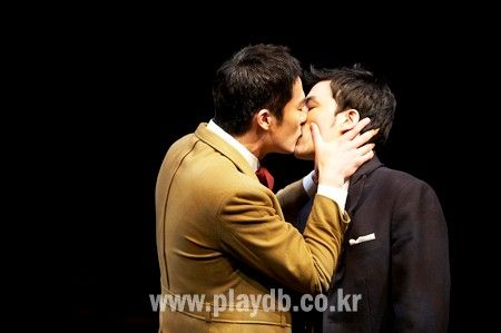 """DID YOU KNOW THAT Ji chang wook and Kang Ha Neul actually kissed lip to lip, """"They were all very deep passionate kisses."""" 3"""