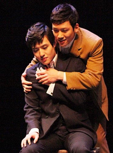 """DID YOU KNOW THAT Ji chang wook and Kang Ha Neul actually kissed lip to lip, """"They were all very deep passionate kisses."""" 1"""
